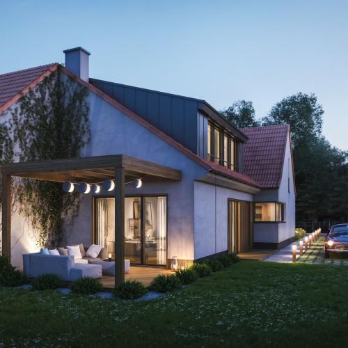 Projekt domu w Oleśnicy
